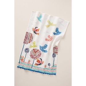 Anthropologie Anabelle Dishtowel